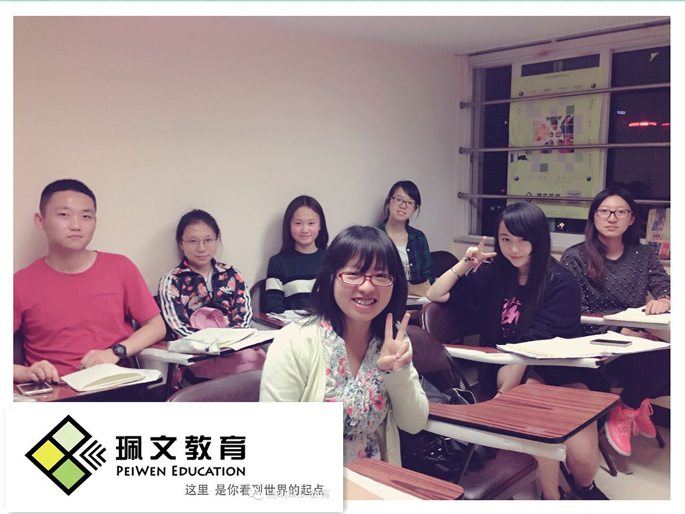 四六级英语学习现场