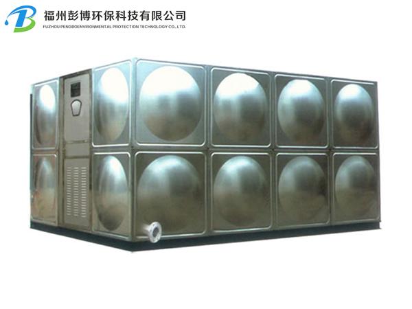 分体式箱泵一体化