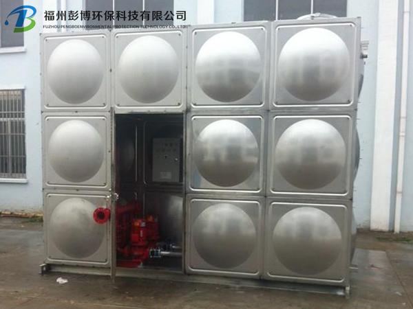 箱泵微微一愣一体化屋顶水箱