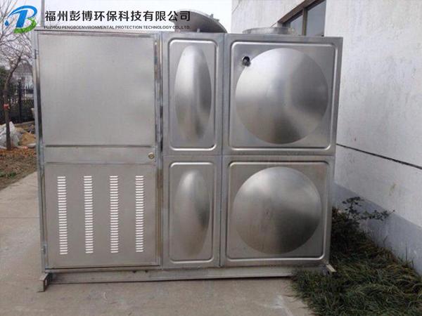 泵箱一體智能水箱