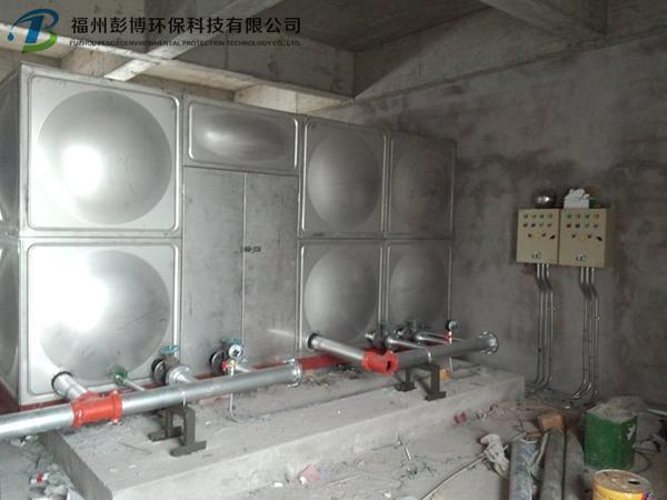 钢板喷塑水箱