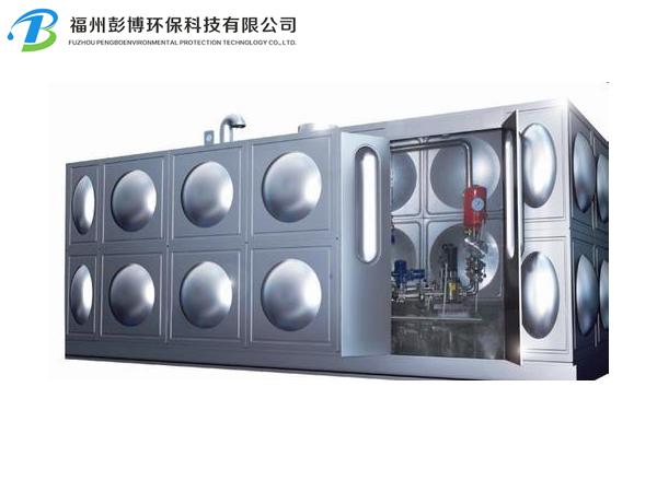 箱泵一�w化��\板水箱