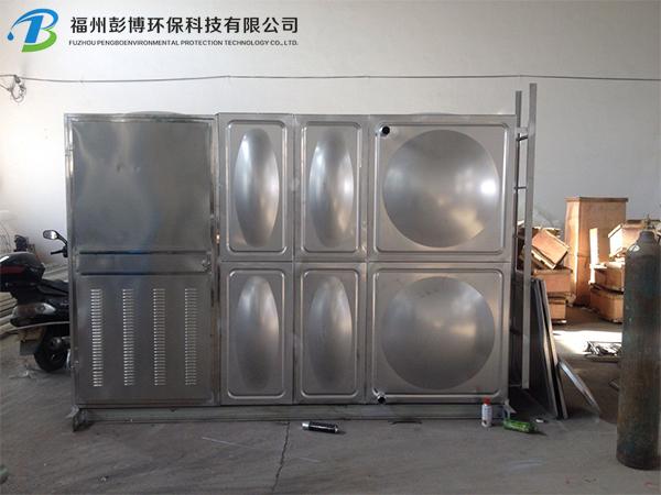 箱泵一�w化消防水箱