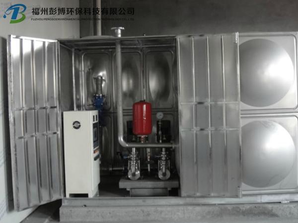 箱泵一体化恒温水箱