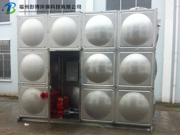 箱泵一体化软化水箱