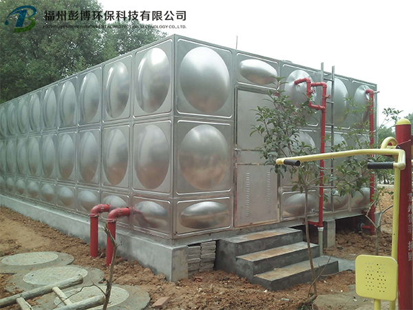 箱泵一体化生活水箱