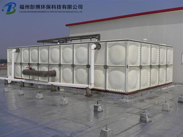 海水玻璃鋼水箱