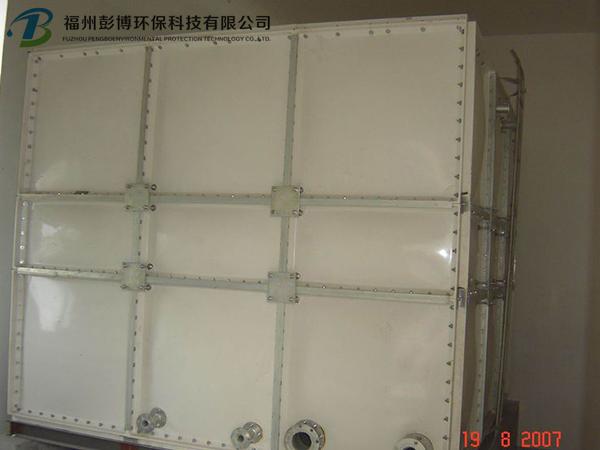 不銹鋼內膽玻璃鋼水箱