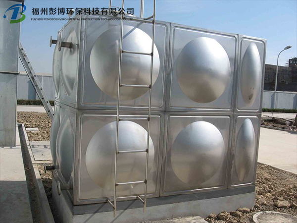 玻璃鋼整體水箱
