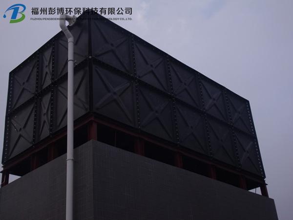 搪瓷储热水箱