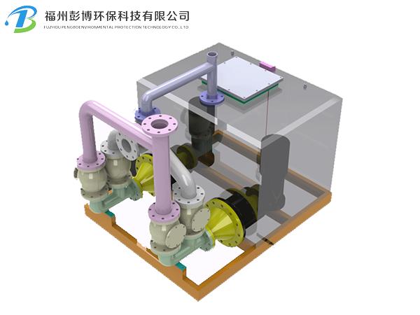 WTB别墅型污水提升器(提升设备)