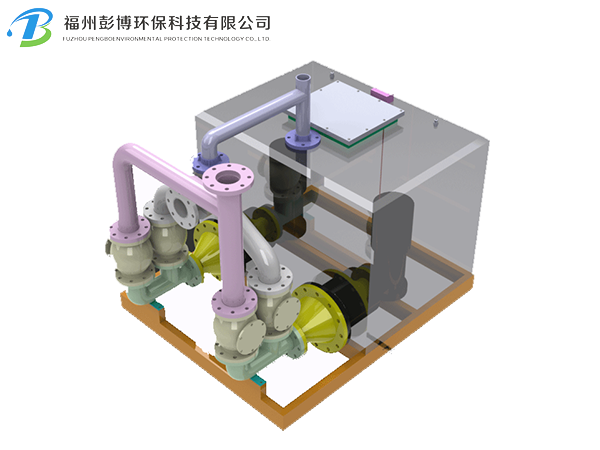 WTB别墅型污水提升器