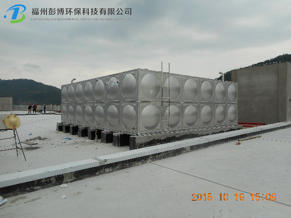 不锈钢生活水箱