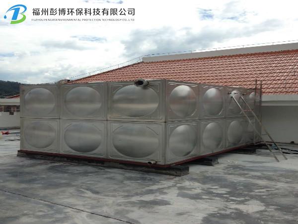 福清不銹鋼水箱適合冷水、熱水的儲存