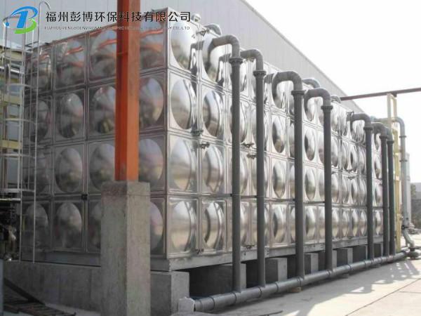 不锈钢模压水箱