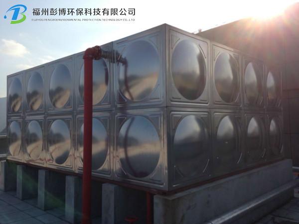 不锈钢保暖水箱