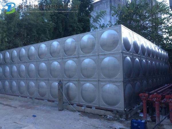 承压不锈钢水箱