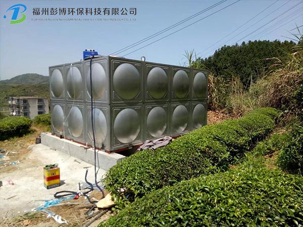 地埋式箱泵一体化消防恒压给水设备节能