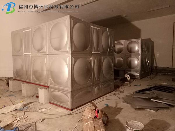 福州不锈钢焊接水箱