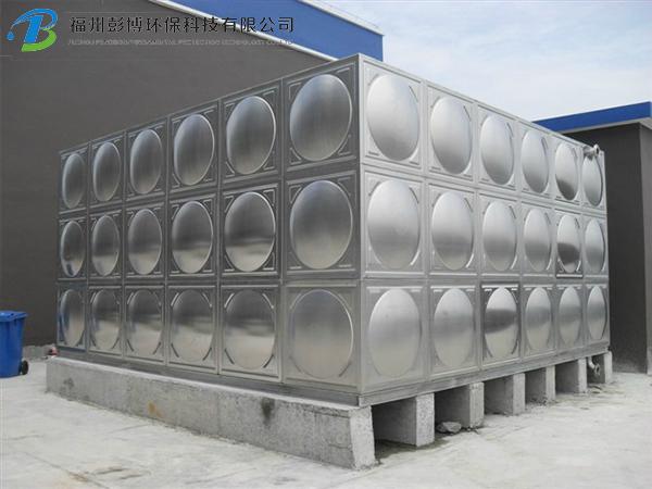 不锈钢生活供水水箱