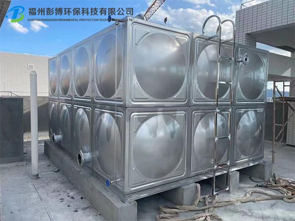 浅析宁德304不锈钢水箱的焊接工艺原理