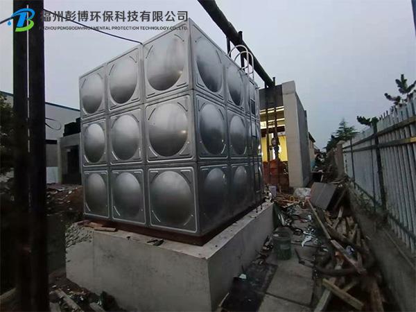 莆田304不锈钢水箱安装说明