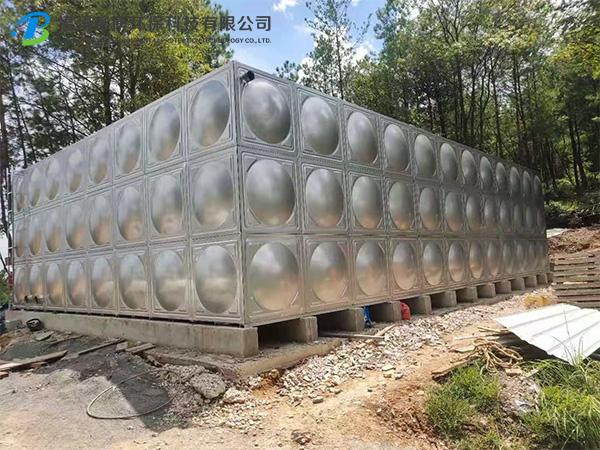 龙岩不锈钢组合水箱