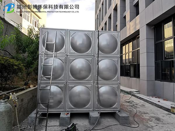 保温不锈钢方形水箱