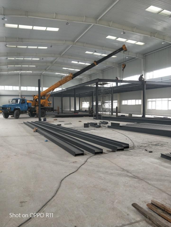 沈阳厂房钢结构改造