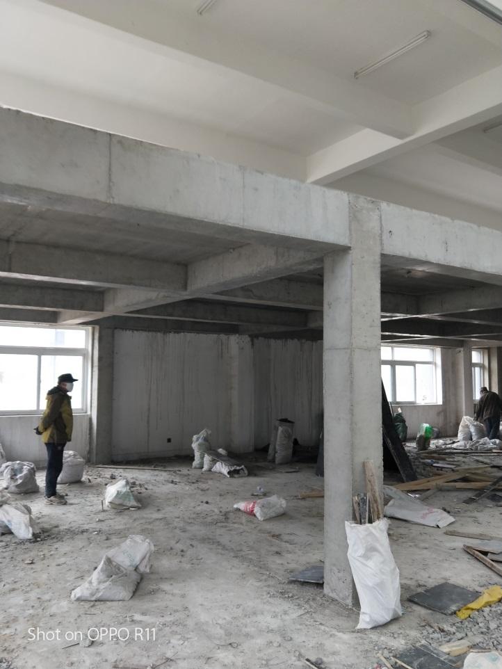 沈阳厂房钢结构扩建