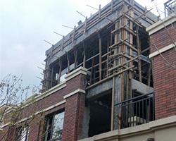 别墅楼梯改造