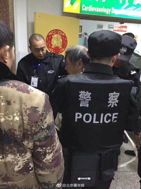 惠州PU皮革厂家讯:女医生被患者砍伤