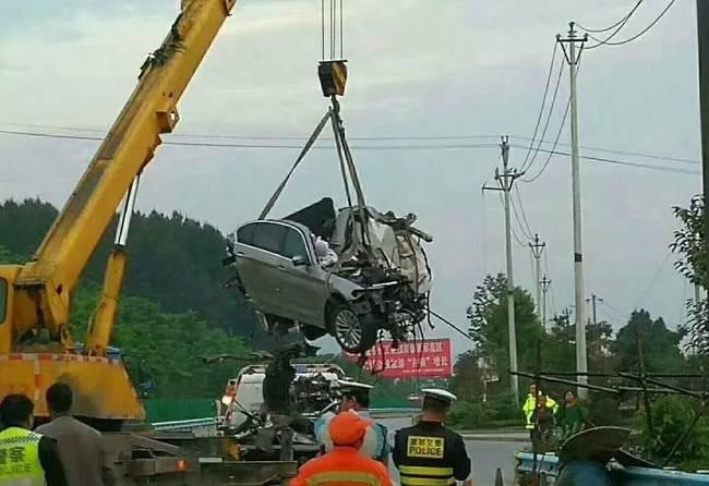 貴州寶馬發生車禍造成車內全部人員死亡_貴陽市皮革檢測多少錢