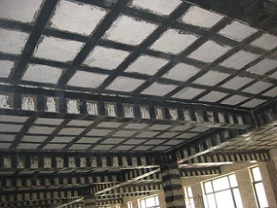沈阳加固公司案例展示——营口变电站主控楼碳纤维加固改造工程