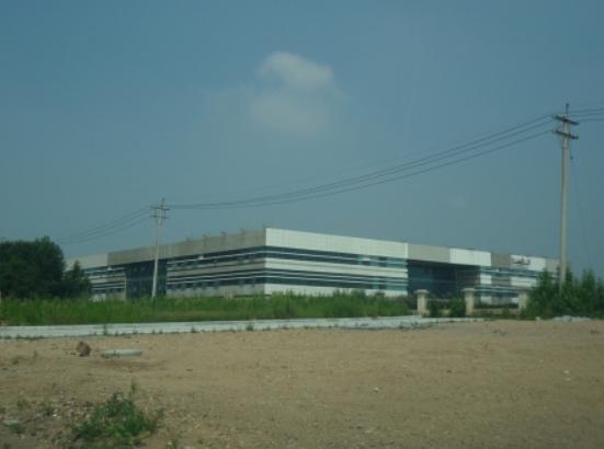 盛京医院沈北分院加固改造