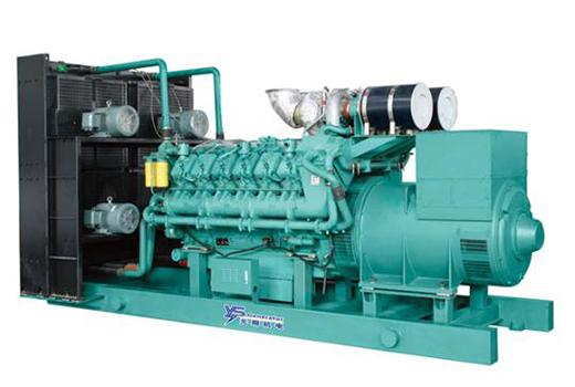 潍柴75kw柴油发电机组