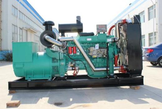 潍柴100kw柴油发电机组