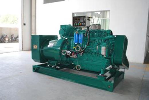 潍柴220kw柴油发电机组