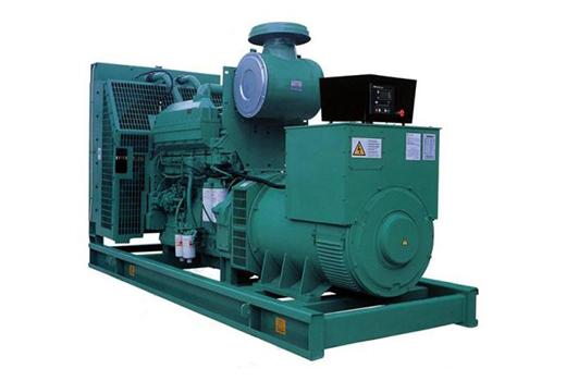 潍柴400kw柴油发电机组