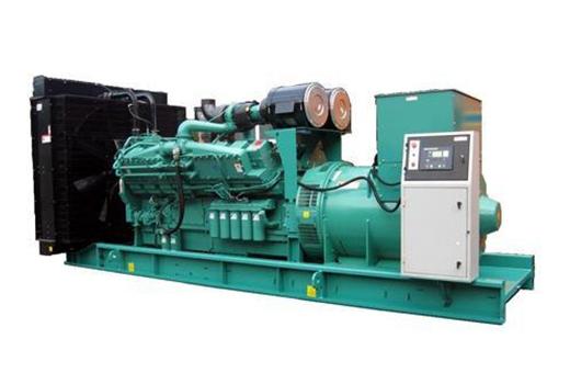 潍柴500kw柴油发电机组