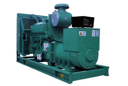 潍柴600kw柴油发电机组
