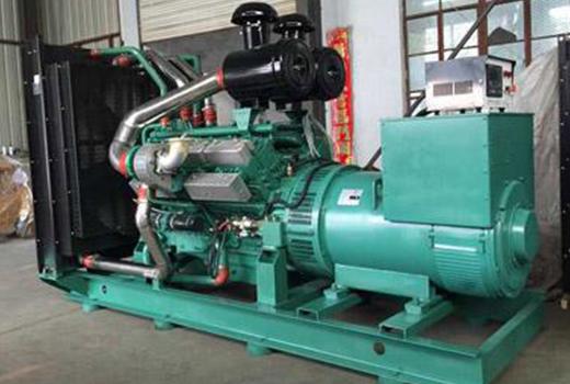 贵州柴油发电机组厂家