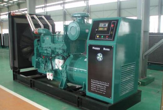 贵州乾能柴油发电机厂家
