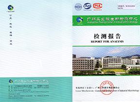 广州金黄色葡萄球菌检测报告