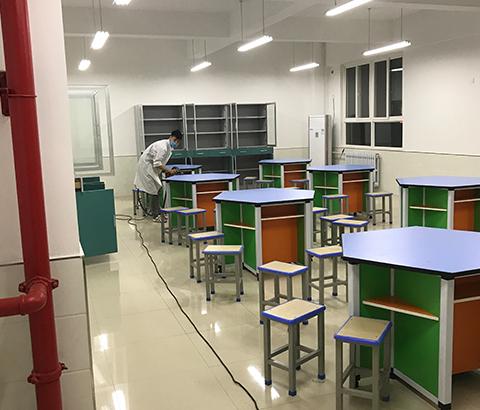 贵州学校除甲醛公司