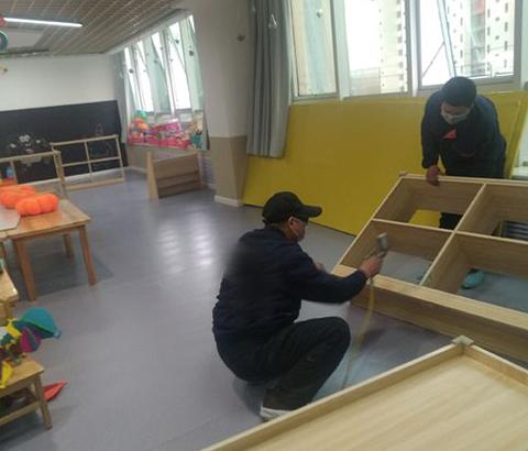 贵州幼儿园甲醛治理