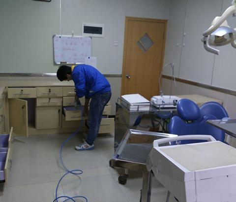 贵州医院除甲醛