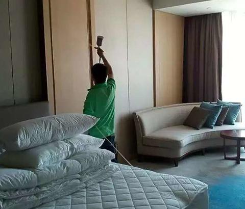 贵州酒店甲醛治理公司