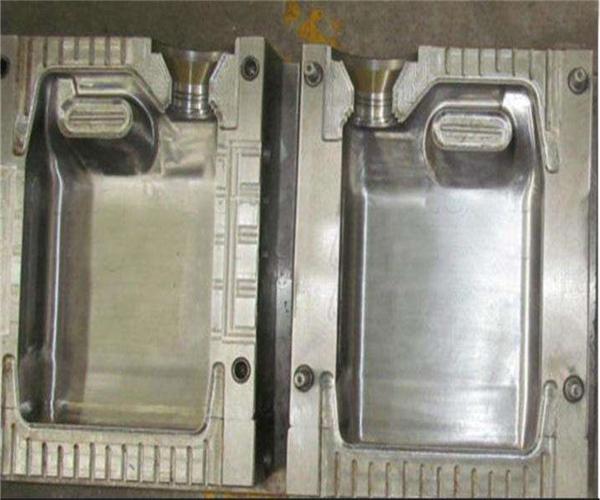 吹塑方形机油桶模具