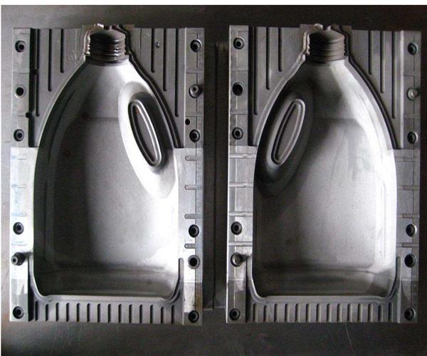 吹塑机油桶模具加工